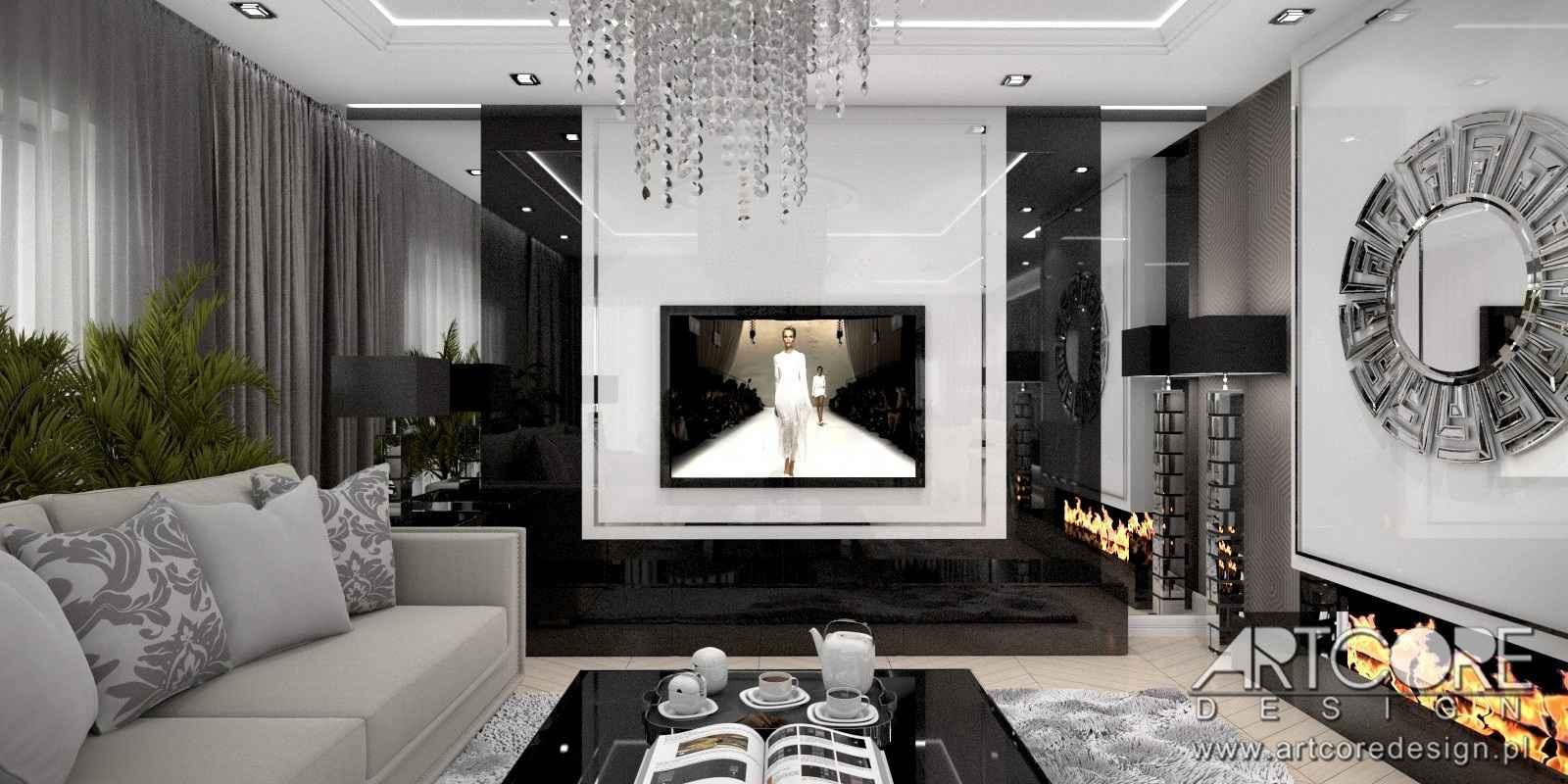 projektowanie-wnętrza-salonu-w-domu-pod-krakowem
