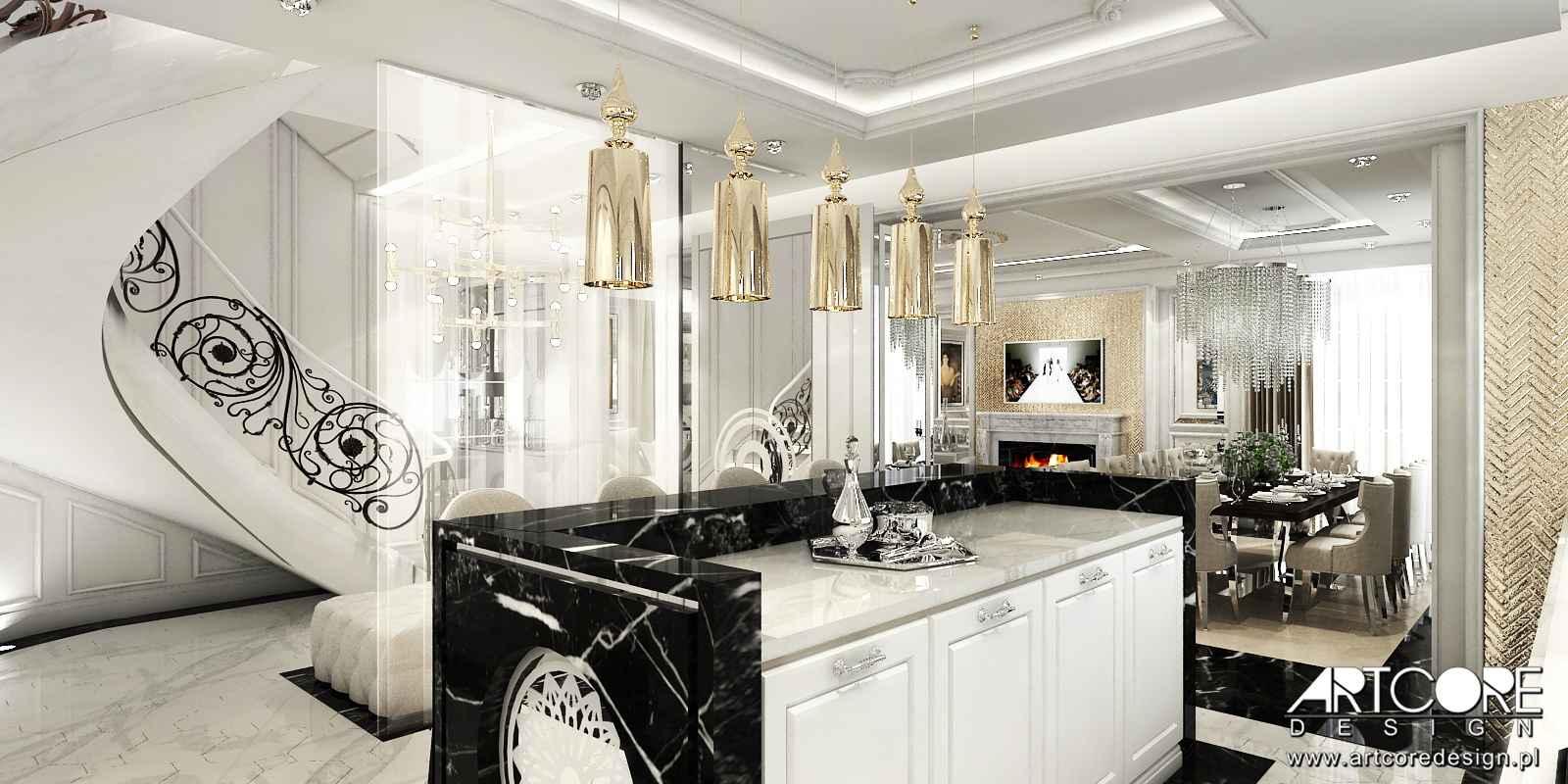 projektowanie wnetrza kuchni w krakowie