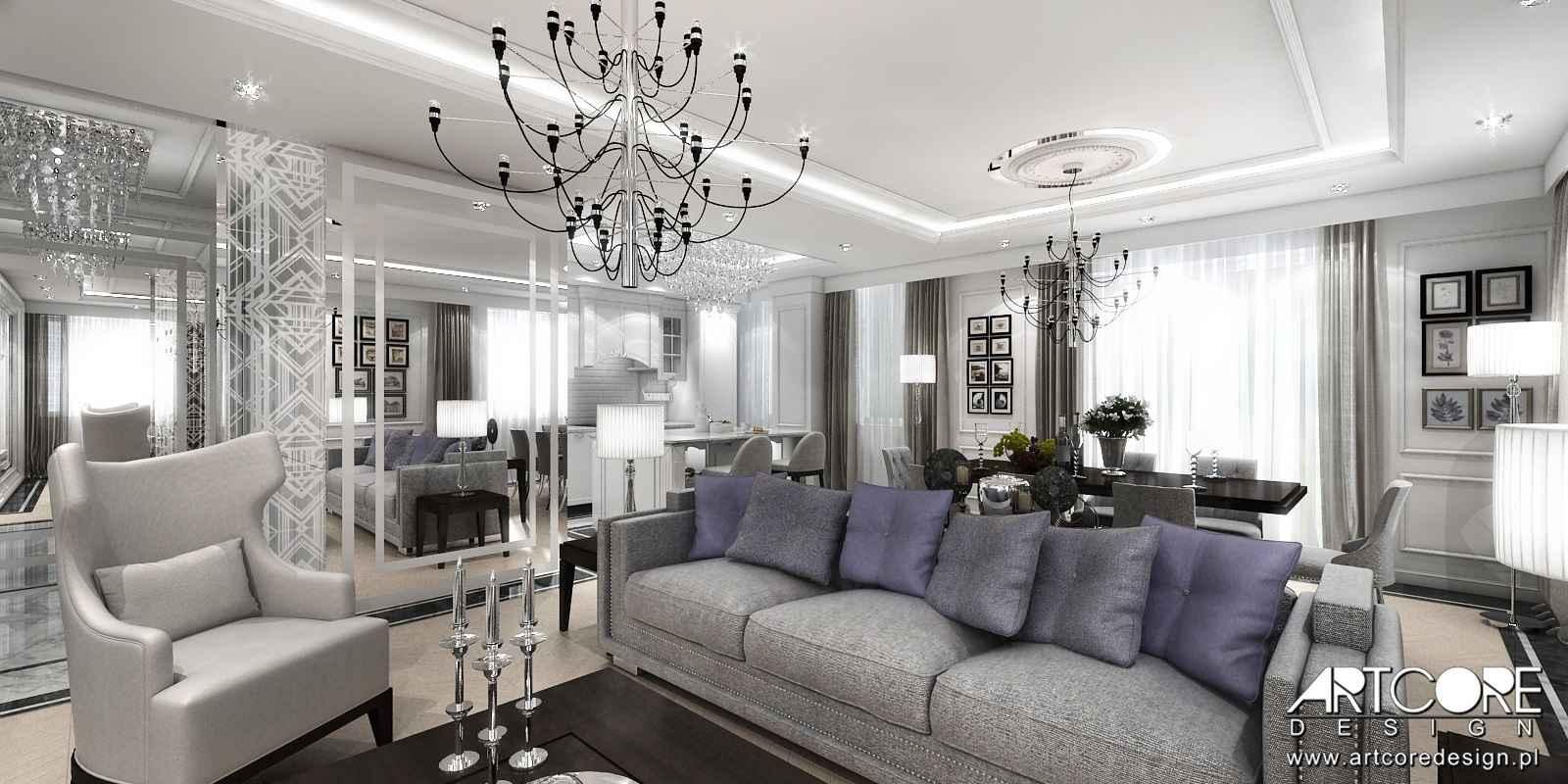 projekt-wnętrza-salonu-rezydencji-w-krakowie