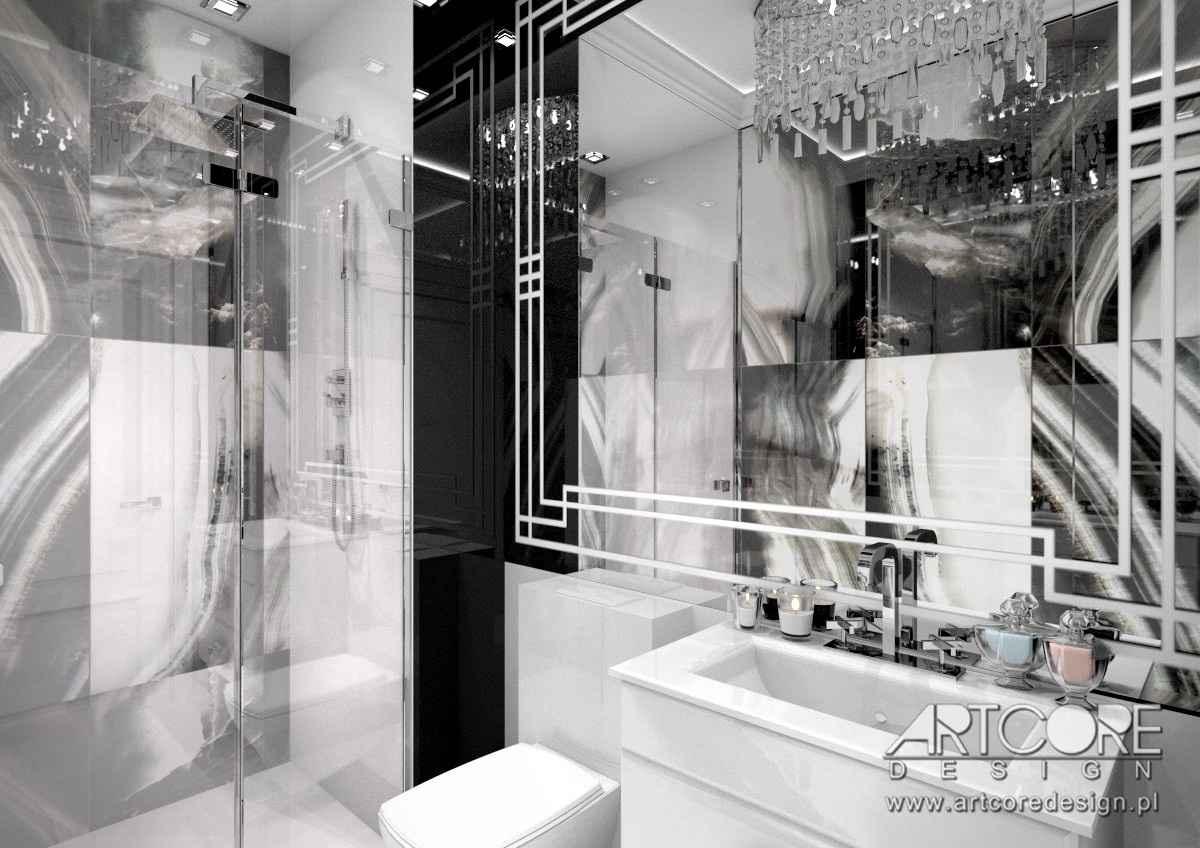 projekt wnetrza łazienki w krakowie