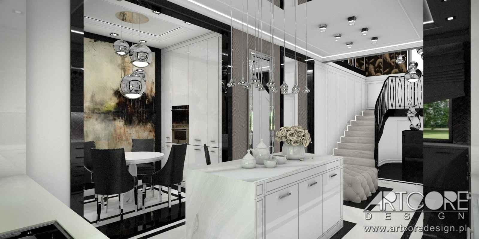 architekt wnetrz krakow kuchnia